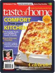 Taste of Home (Digital) Subscription January 19th, 2013 Issue