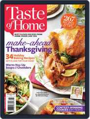 Taste of Home (Digital) Subscription November 13th, 2013 Issue