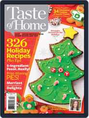 Taste of Home (Digital) Subscription December 13th, 2013 Issue