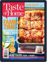 Taste of Home (Digital) Subscription February 13th, 2014 Issue