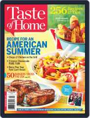 Taste of Home (Digital) Subscription June 13th, 2014 Issue