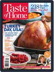 Taste of Home (Digital) Subscription October 1st, 2014 Issue