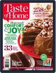 Taste of Home (Digital) Subscription January 1st, 2015 Issue