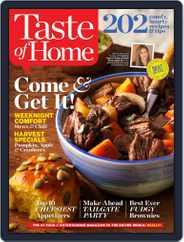 Taste of Home (Digital) Subscription September 1st, 2015 Issue