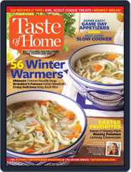 Taste of Home (Digital) Subscription February 1st, 2016 Issue