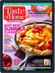Taste of Home (Digital) Subscription June 1st, 2016 Issue