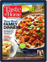 Taste of Home (Digital) Subscription September 1st, 2016 Issue