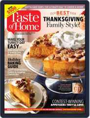 Taste of Home (Digital) Subscription October 1st, 2016 Issue