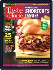 Taste of Home (Digital) Subscription September 1st, 2017 Issue