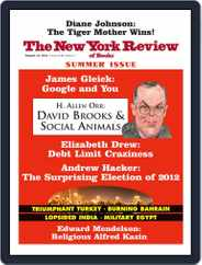 The New York Review of Books (Digital) Subscription August 17th, 2011 Issue