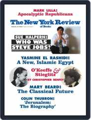 The New York Review of Books (Digital) Subscription January 6th, 2012 Issue