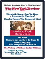 The New York Review of Books (Digital) Subscription February 7th, 2012 Issue