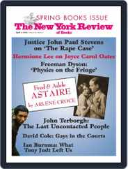 The New York Review of Books (Digital) Subscription March 21st, 2012 Issue
