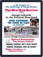 The New York Review of Books (Digital) Subscription April 11th, 2012 Issue