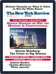 The New York Review of Books (Digital) Subscription April 25th, 2012 Issue