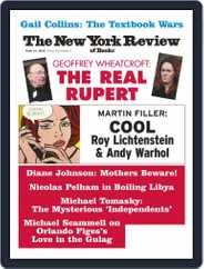 The New York Review of Books (Digital) Subscription June 6th, 2012 Issue