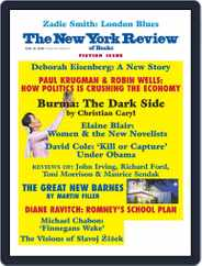 The New York Review of Books (Digital) Subscription June 27th, 2012 Issue