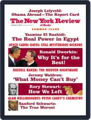 The New York Review of Books (Digital) Subscription August 1st, 2012 Issue