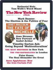 The New York Review of Books (Digital) Subscription November 7th, 2012 Issue