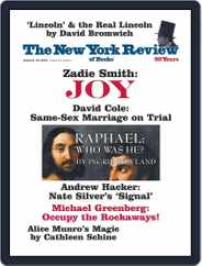 The New York Review of Books (Digital) Subscription December 24th, 2012 Issue