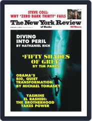 The New York Review of Books (Digital) Subscription January 18th, 2013 Issue