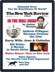 The New York Review of Books (Digital) Subscription March 1st, 2013 Issue