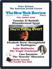 The New York Review of Books (Digital) Subscription September 6th, 2013 Issue
