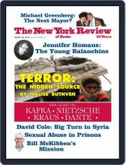 The New York Review of Books (Digital) Subscription October 4th, 2013 Issue