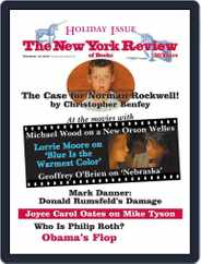 The New York Review of Books (Digital) Subscription November 29th, 2013 Issue