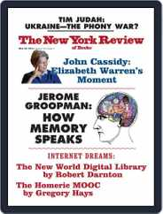The New York Review of Books (Digital) Subscription May 2nd, 2014 Issue