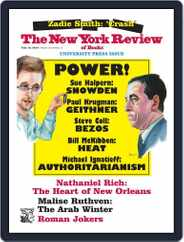 The New York Review of Books (Digital) Subscription June 20th, 2014 Issue