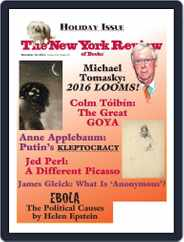 The New York Review of Books (Digital) Subscription November 28th, 2014 Issue