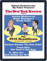 The New York Review of Books (Digital) Subscription February 26th, 2015 Issue
