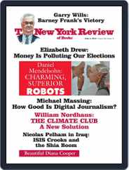 The New York Review of Books (Digital) Subscription May 15th, 2015 Issue