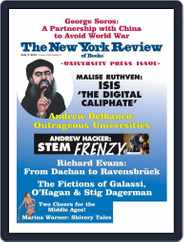The New York Review of Books (Digital) Subscription June 19th, 2015 Issue