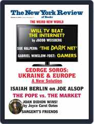 The New York Review of Books (Digital) Subscription September 18th, 2015 Issue