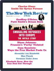 The New York Review of Books (Digital) Subscription October 1st, 2015 Issue