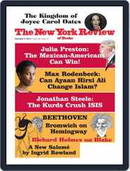 The New York Review of Books (Digital) Subscription December 2nd, 2015 Issue