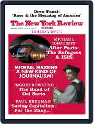 The New York Review of Books (Digital) Subscription December 17th, 2015 Issue