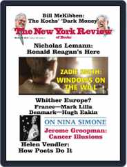 The New York Review of Books (Digital) Subscription February 19th, 2016 Issue