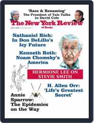 The New York Review of Books (Digital) Subscription May 20th, 2016 Issue