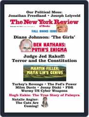 The New York Review of Books (Digital) Subscription September 29th, 2016 Issue