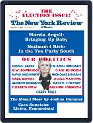The New York Review of Books (Digital) Subscription November 10th, 2016 Issue