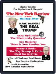 The New York Review of Books (Digital) Subscription December 22nd, 2016 Issue