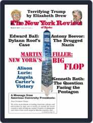 The New York Review of Books (Digital) Subscription March 9th, 2017 Issue