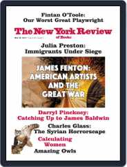 The New York Review of Books (Digital) Subscription May 25th, 2017 Issue