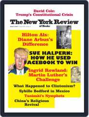 The New York Review of Books (Digital) Subscription June 8th, 2017 Issue
