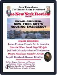The New York Review of Books (Digital) Subscription August 17th, 2017 Issue