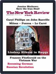 The New York Review of Books (Digital) Subscription November 23rd, 2017 Issue