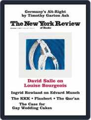 The New York Review of Books (Digital) Subscription December 7th, 2017 Issue